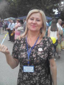 Natalia Raileanu-șeful direcției economie, CR Cimișlia